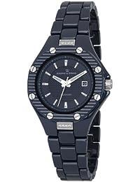 Herzog & Söhne Damen-Armbanduhr XS Analog Quarz Keramik HSV01-033