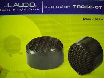 Jl Audio 12 (JL AUDIO TR050-CT Tweeter-Paar 12 mm)