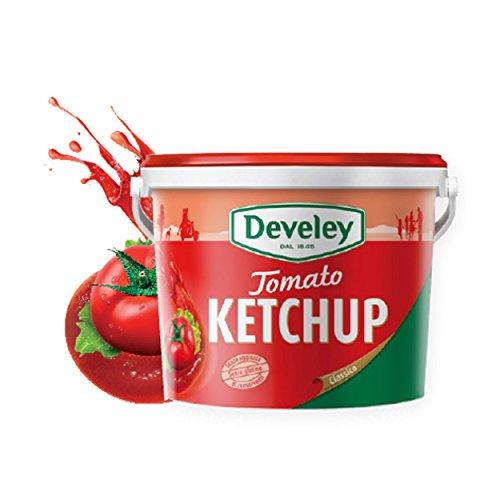 Develey Ketchup Confezione da 5 kg (1000038253)