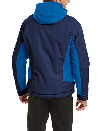 maier sports Herren Jacke Kamal Olympian Blue/Medieval Blue