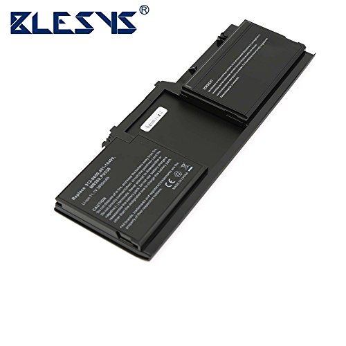 BLESYS - 3800mAh/4Cellule DELL PU536 MR369 312-0650 451-10499 312-0855 451-11509