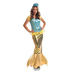 My Other Me Me-200799 Disfraz de Sirenita para mujer, M-L (Viving Costumes 200799