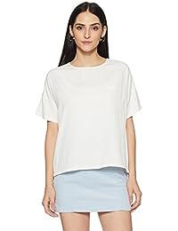 VERO MODA Women's Plain Loose Fit Shirt