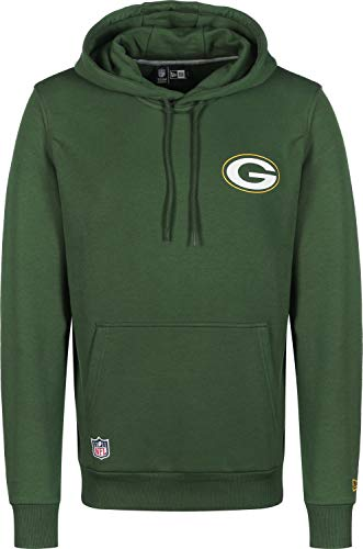 A NEW ERA Era NFL Team Logo Green Bay Packers Sudadera con Capucha Cilantro  Green f6146c8a017