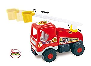 AVC- Camion, volquete, Obras (5166)