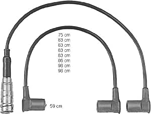 Beru ZEF566 JEUX DE CABLES ZE/ZEF