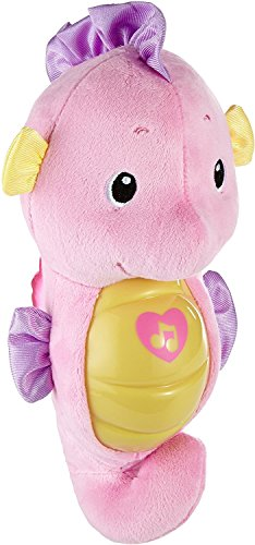 Fisher-Price Soothe and Glow - Caballito de mar