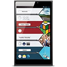 "Vexia Zippers - Tablet con GPS de 8"" (WiFi, Bluetooth, Intel Atom Z2580, RAM de 1 GB, Android 4.2.2), azul"