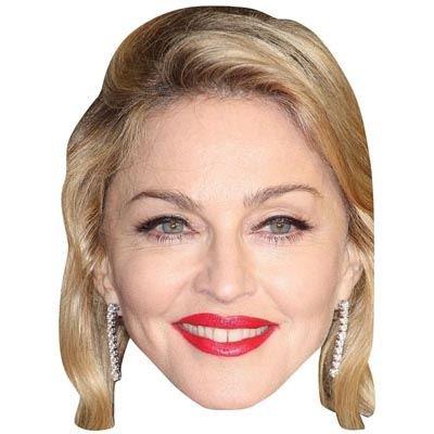 Madonna Masques de célébrités