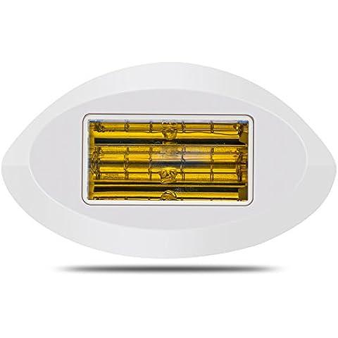 Hangsun sostituzione luce della testa di intestazione per la rimozione Hangsun modello PL180 dei capelli di IPL del sistema Abs White Material (1Pcs)