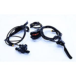 41NdRr0ejrL. SS300  - NBPower bafang motor BBSHD BBS02 kit Shi-ma-no Hydraulic Disc Brake