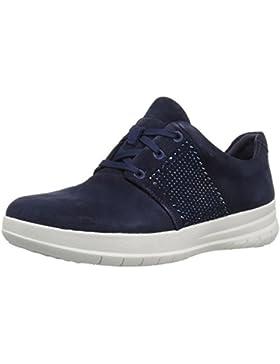 Sporty Pop X Crystal Sneaker - Black Suede