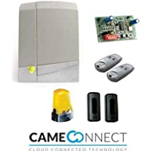 33537685700635 CAME Kit tubulaire bxv400 à 24 V pour portails coulissants jusqu à 400 kg,
