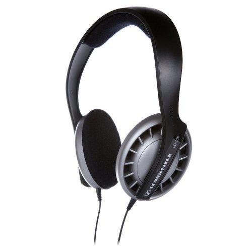 Sennheiser HD 408 Casque stéréo pour Lecteur mp3 / iPod Noir