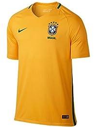 Nike Confederación Brasileña de Fútbol 2015/2016 - Camiseta ...