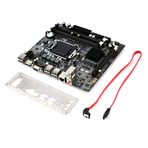 TAOHOU Placa Base computadora Escritorio Intel H55