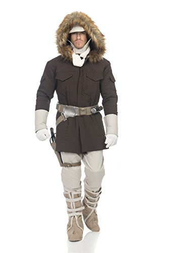 Solo Kostüm Hoth Han - Star Wars Hoth Han Solo Adult Costume
