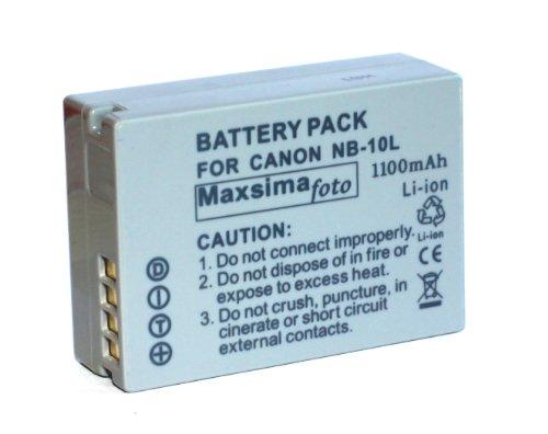 maxsimafoto-compatible-nb-10l-nb10l-battery-1100mah-for-canon-powershot-sx40-hs-sx50-hs-sx60-g1-x-g1