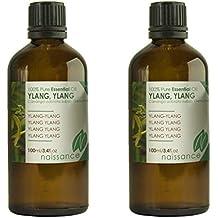 Naissance Olio di Ylang Ylang - Olio Essenziale Puro al 100% - 200ml (2x100ml)