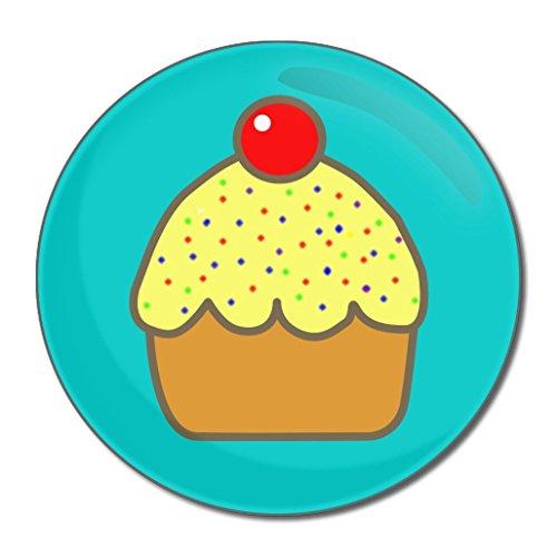Cupcake - 55mm ronde de miroir compact