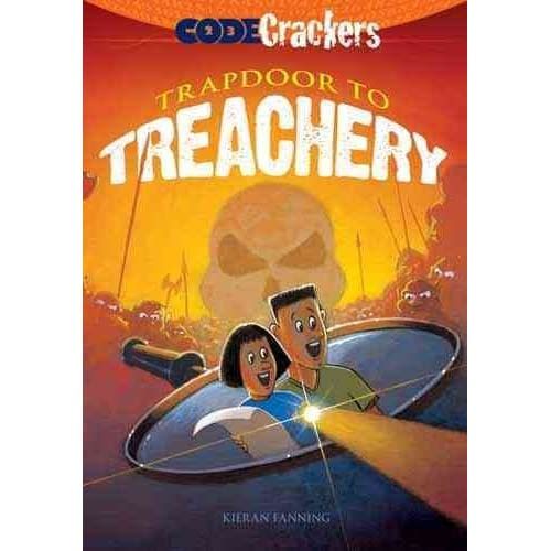 [(Code Crackers: Trapdoor to Treachery)] [By (author) Kieran Fanning] published on (January, 2011)
