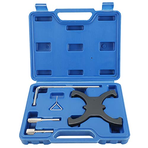 FreeTec Motor Einstellwerkzeug Arretierwerkzeug Kompatibel mit Ford Mondeo Focus C-Max 1.6 Ti 2.0 TDCi