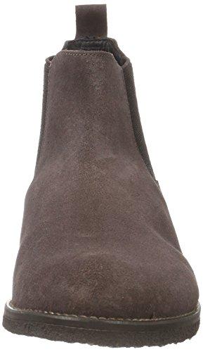 Manz Jack Ago H, Bottines à doublure froide homme Marron - Braun (dark brown 202)
