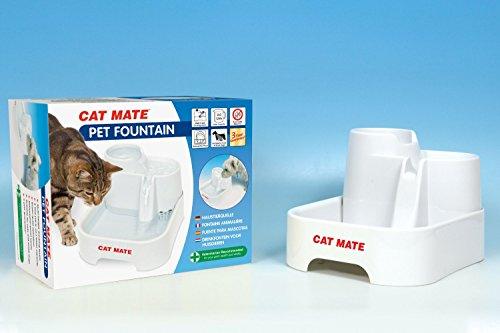 PetMate 80850 Cat Mate Katzen Trinkbrunnen - 5