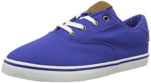 Fila BROOKLYN LOW KIDS 26040123.HFQ Unisex-Kinder Sneaker Blau (Olympian)