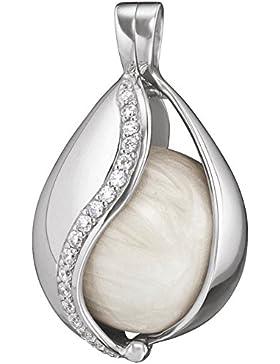 Engelsrufer Damen-Anhänger BRIGHT LIKE A DIAMON Himmelsträng 925 Silber rhodiniert Zirkonia weiß-ERP-20-TEAR-ZI-M