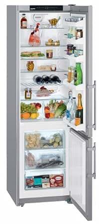 Liebherr CPesf 3813 Comfort Autonome Argent 233L 91L A+++ - réfrigérateurs-congélateurs (Autonome, Bas-placé, A+++, Argent, SN-T, 4*)