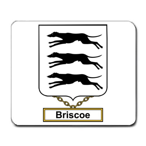 briiscoe-or-brisco-family-crest-coat-of-arms-mouse-pad