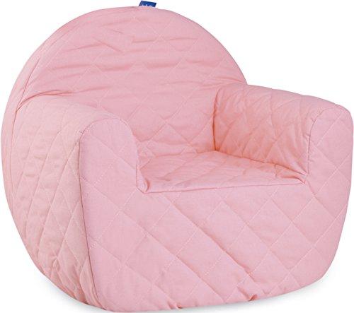 Lulabi poltroncina morbida, rosa, 18+ mesi