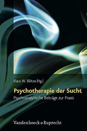 Cover »Psychotherapie der Sucht«