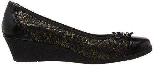 Caprice 22350, Chaussures Femme À Talon Marron (955)