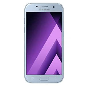 Samsung Galaxy A7 (2017) Dual SIM LTE SM-A720F/DS Bleu SIM Free: Amazon.fr: High-tech