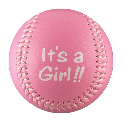 It's A Girl! T-Ball (Rubber Core) (T-ball Kids)