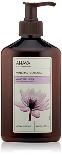 Ahava Body Lotion (Ahava 0697045151332 Mineral Botanic Velvet Body Lotion, 1er Pack (1 x 400 ml))