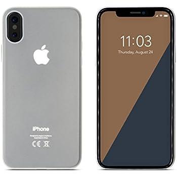 coque iphone x ultra slim 0.3mm