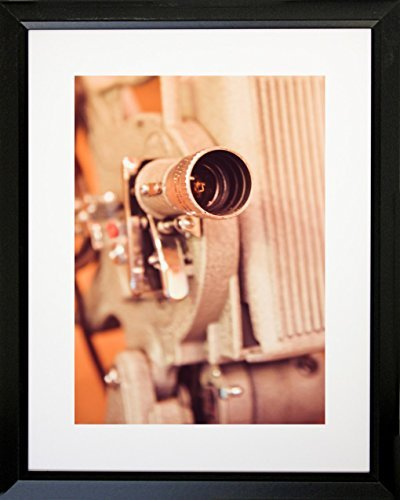 Buyartforless Brandi Fitzgerald Fotodruck mit Fotoapparat im Vintage-Stil, gerahmt, 41 x 20 cm