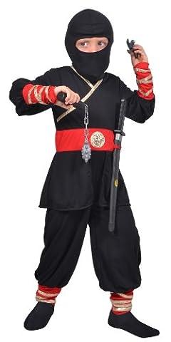 César - F292-003 - Costume - Déguisement Ninja - 8/10 Ans