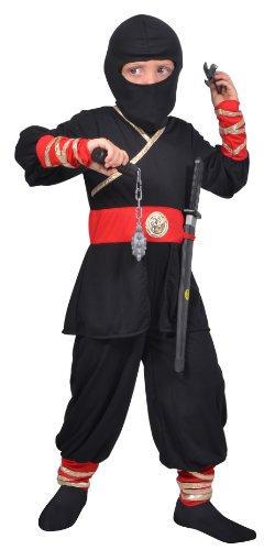 Cesar - F292-002 - Costume - Déguisement Ninja - 5/7 Ans