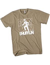 Everyday I'm Shufflin Mens Premium T-Shirt Choice of 15 Colours Small to 3XL