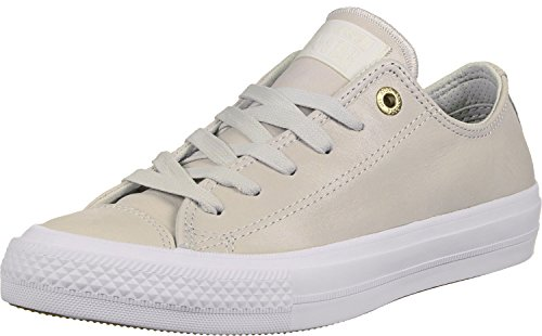 Converse Chuck Taylor All Star II Low Damen Sneaker Nude (All Star Sneaker Low Converse)