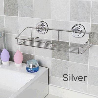 Preisvergleich Produktbild Neue TougMoo Mode 4 Kunststoff 2-in-1-Standfuß multifunktionale Regale Badezimmer gefielen uns gut Küche Wohnzimmer Storage Rack,  Dunkelgrau