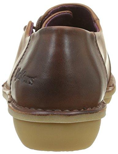 Kickers Cruz, Scarpe Slip Sur Donna Marrone (braun (9))