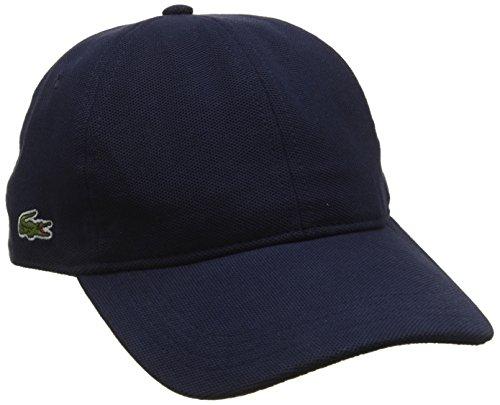 Lacoste Beanie Hüte (Lacoste Herren RK0123 Baseball Cap, Blau (Marine 166), 58)