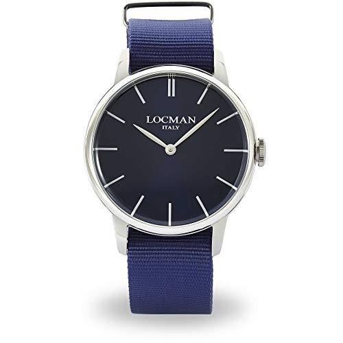 Locman Italy mens watch 1960 La dolce Vita