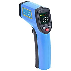 Infrarot-Thermometer Hochgenaues tragbares digitales berührungsloses Hand-Thermometer(GM533A)