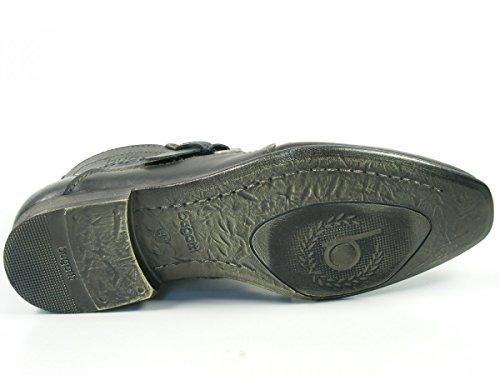 De Sapatos Botas Mika Bugatti Tornozelo Mens Preto U1336 Botina 4w tAqf5wZfnx
